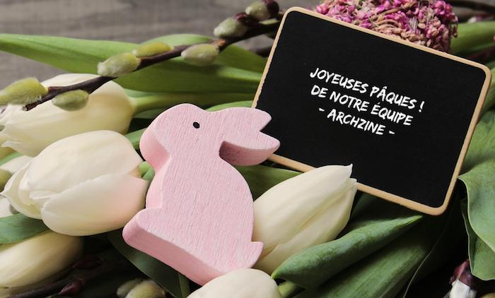 Célébrer les paques, tulipes blanches, bonne fete de paques, enoyer des cartes joyeuses paques image jolie