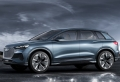 Audi présente le Q4 E-Tron, son prochain SUV électrique