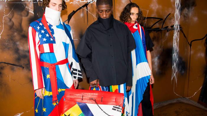 Louis Vuitton et son da Virgil Abloh vont retirer les pièces inspirées de Michael Jackson de la collection hiver 2019 présentée à la fashion week Paris 19