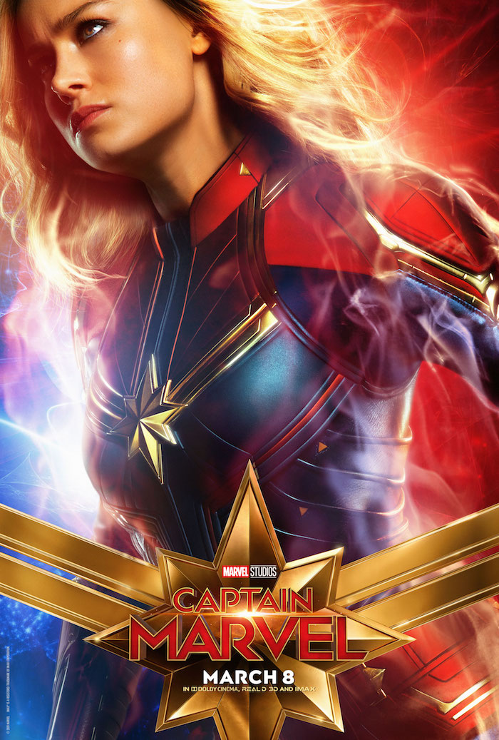 Captain Marvel et sa super-héroïne battent des records au box office