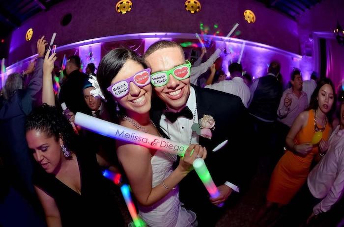 Couple mariage melissa et diego, cool idée party mariage soirée, idée d'animation mariage, jeux soirée, magnifique idée pour une soirée