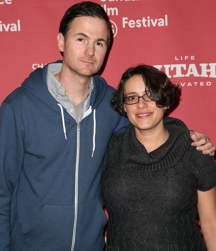 photo des réalisateurs du film Captain Marvel Anna Boden et Ryan Fleck qui connait le meilleur démarrage de l'histoire marvel et du cinéma féminin