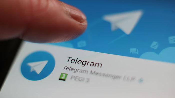 image mise à jour application Telegram 5.5 avec fonction de suppression de messages et discussions sans limité de temps