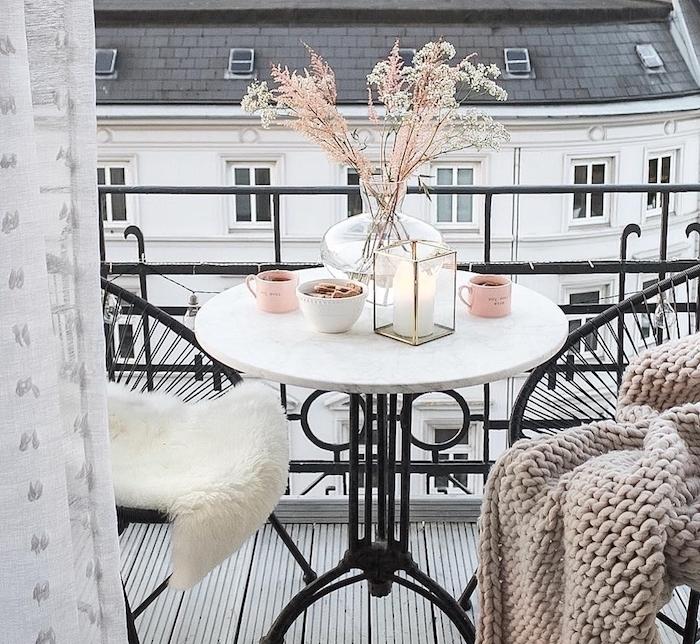 ▷ 1001 + astuces et idées géniales pour votre déco balcon ...