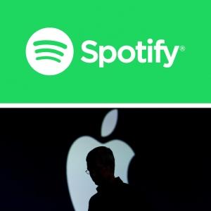 Spotify dépose plainte contre Apple auprès de la Commission Européenne