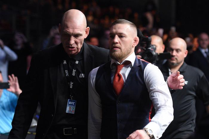 La défense de Conor McGregor a assuré que sa retraite n'était pas liée aux accusations d'agressions sexuelles dévoilés par le New York Times