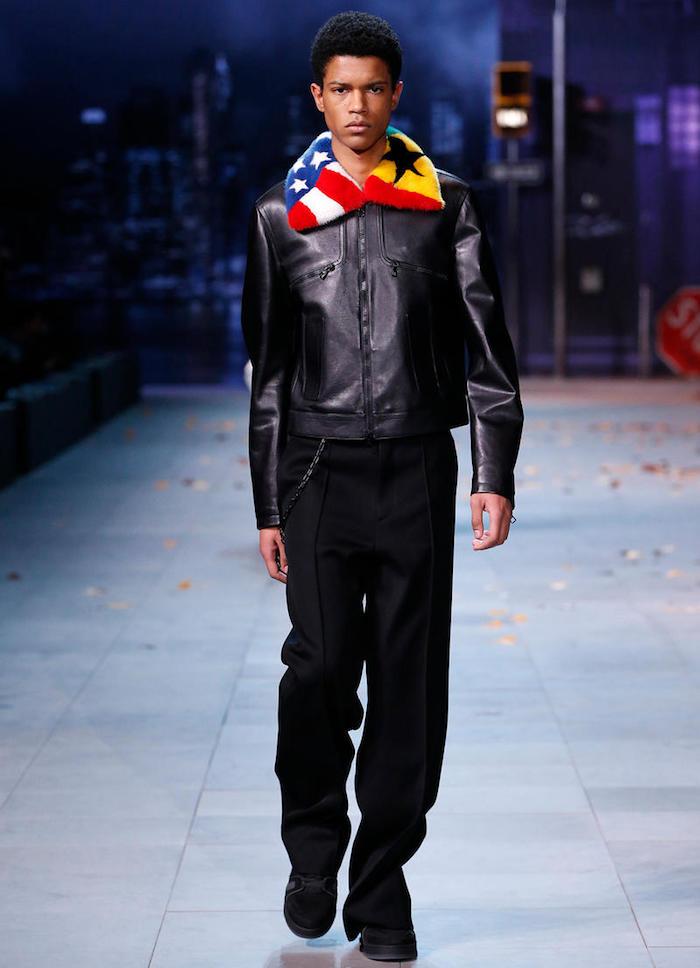 Louis Vuitton va retirer les produits sa collection homme automne hiver 2019 les articles créés par Virgil Abloh et faisant référence à Michael Jackson