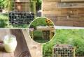 Magnifier son extérieur avec une table de jardin en palette – 60 idées DIY faciles