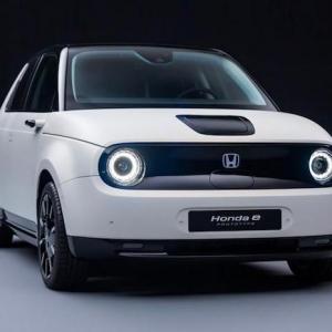 Au Salon de Genève, Honda dévoile la E Prototype et annonce son lancement prochain