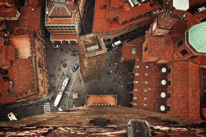 Italie paysage idée, beau paysage ville, image à télécharger gratuitement, batiments medievales