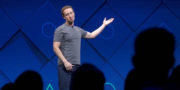 photo mark zuckerberg et scandales facebook avec logiciel vpn espion qui collecte les données
