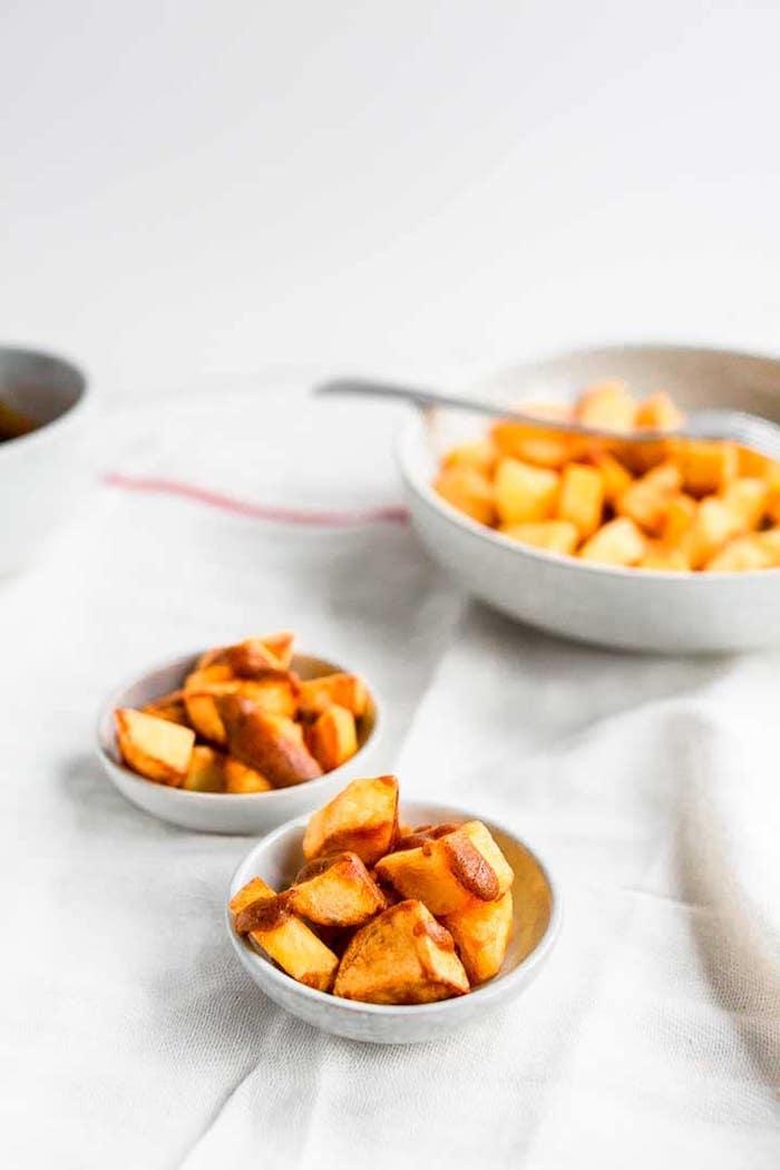 Pommes de terre grillées, idee repas enfant, idee repas fete de famille, quel plat preparer pour ses invitées
