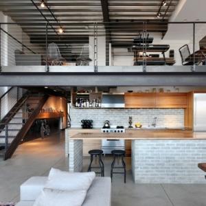 Idées déco de kitchenette pour studio - trouvez un équipement inspirant pour votre petit espace
