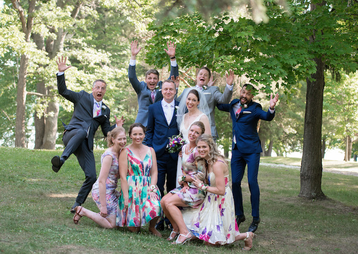 Prendre des photos originales de mariage, idée surprise mariage, idée animation mariage temoin