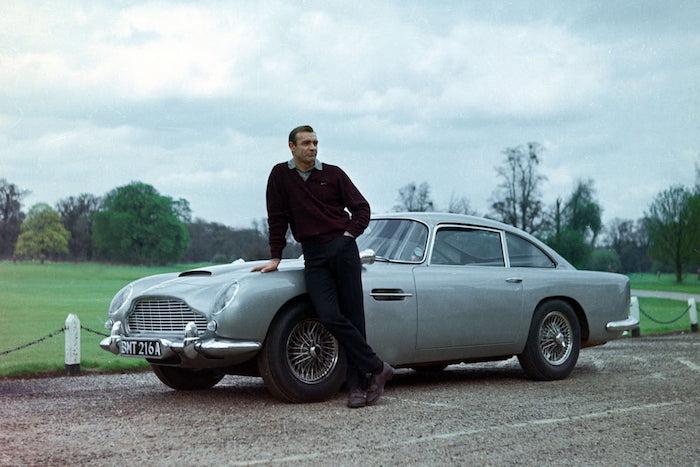 Aston Martin et James Bond une longue histoire so british avec l'arrivée de la Rapide E électrique pour le prochain épisode de 007