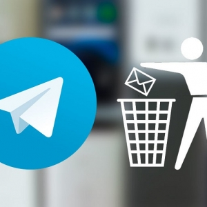 La version 5.5 de Telegram permet de supprimer ses messages et discussions