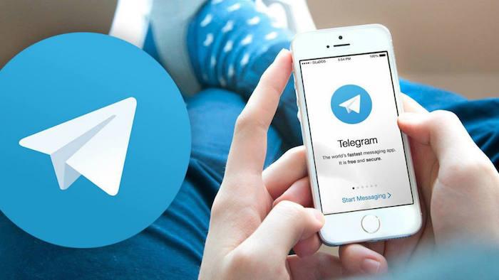 La nouvelle version de Telegram 5.5 permet de supprimer d'anciens messages et discussions