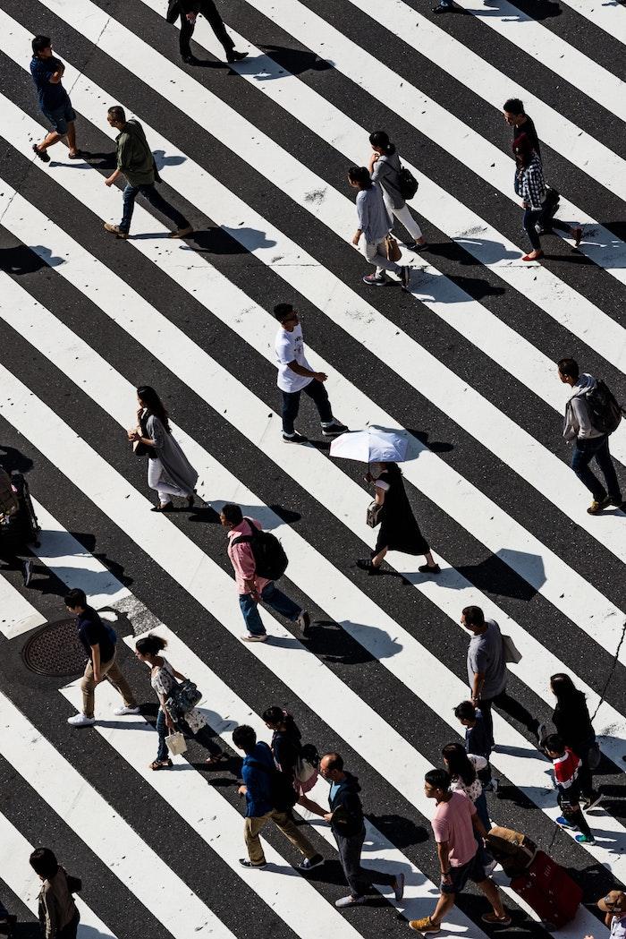 Tokyo Shibuya fond d'écran paysage, les plus belles villes du monde, photographie urbaine