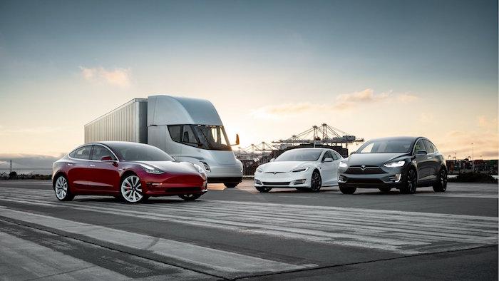 L'augmentation des prix de trois pour cent qui accompagne la conservation de magasins Tesla ne concernera pas le Model 3