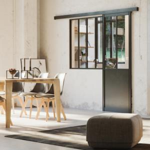 Verrière atelier : les atouts charmes de la cloison vitrée