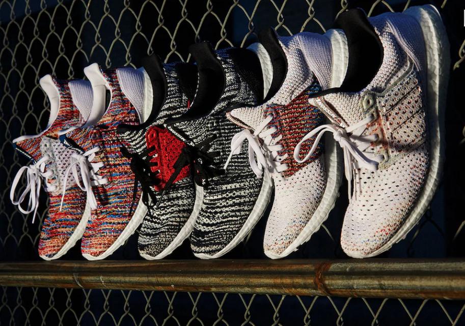 Missoni revisite les chaussures Adidas Ultra Boost Clima le temps d'une collection capsule en édition limitée