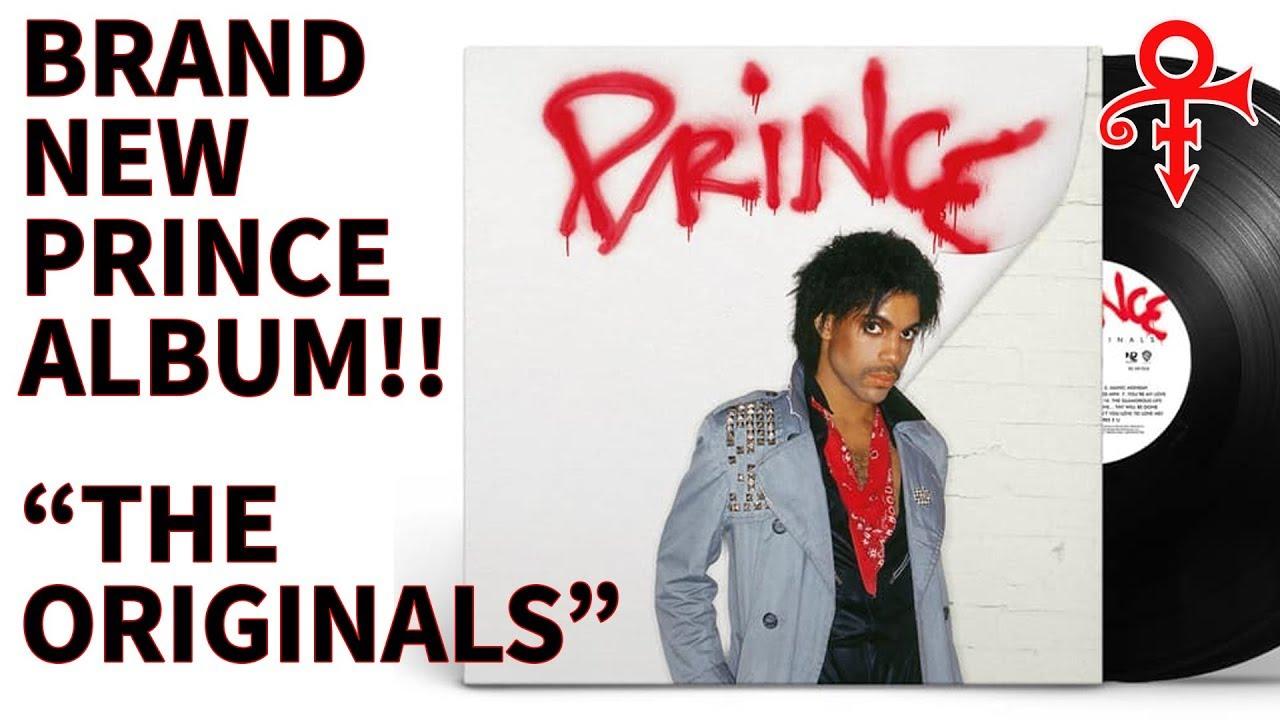 L'album Originals compile différents enregistrements studio de Prince, réalisés durant la composition de titres pour divers artistes