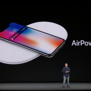Apple met fin à son projet de chargeur sans fil AirPower