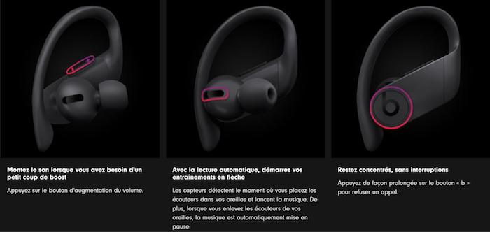 Les nouveaux écouteurs Powerbeats Pro de Beats By Dre avec neuf heures d'autonomie et une ergonomie poussée