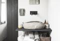 La salle de bain en bois et blanc – les tendances de 2019