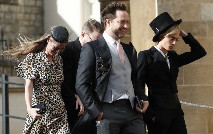 chapeaux mariage chic, bibi mariage noir, chapeau cylindre haut, invités mariage royal, chapeau femme mariage