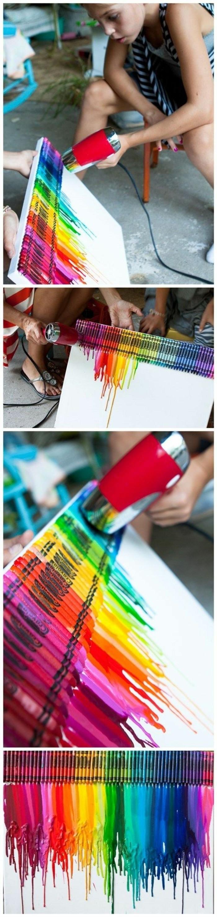 Idee Deco Salon A Faire Soi Meme ▷ 1001 + idées ingénieuses de déco murale à faire soi-même