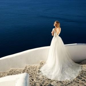 Une robe de mariée princesse - le complément parfait à votre mariage de conte de fées