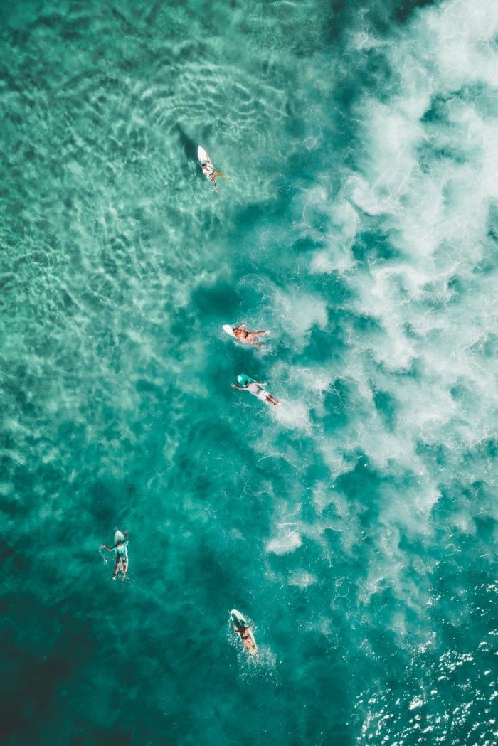 prendre des photos avec drone, photo vacances au bord de la mer, fond décran eau turquoise avec vagues, fond d écran gratuit