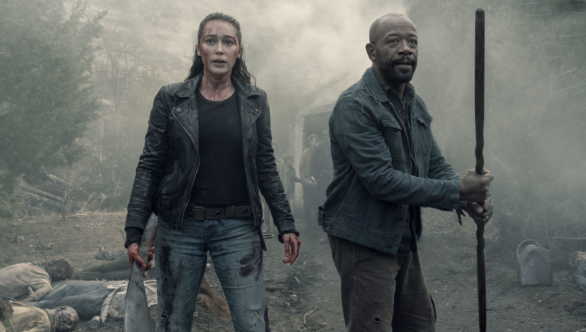 image du premier spin-off Fear The Walking Dead de The Walking Dead qui sera suivi d'une nouvelle série à partir de 2020 sur AMC