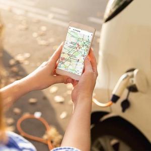 Google Maps localise en direct les bornes de recharge disponibles pour véhicules électriques