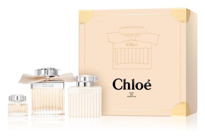 quoi offrir le premier mai, parfum muguet, coffret beauté femme, parfum notino chloé fragrance contemporaine, cadeau fete des meres original