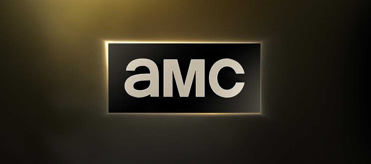 image du logo de la chaine américaine AMC, diffuseur de la série The Walking Dead et qui prépare un nouveau spin-off