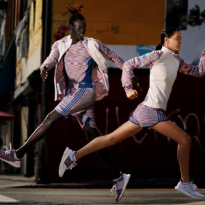 Adidas et Missoni s'associent le temps d'une collection en édition limitée