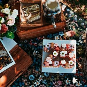 Le gâteau chiffre - la pâtisserie en vogue dont tout le monde raffole