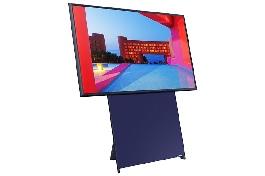 Nouveau téléviseur The Sero destiné aux adeptes d'Instagram avec rotation 90 degrés au prix de 14500 EUROS