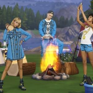 Moschino présente sa nouvelle collection capsule inspirée du jeu Les Sims