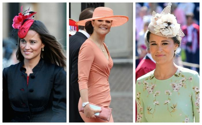 chapeaux de mariage, bibi mariage voilett, capeline mariage corail, bibi rouge avec fleur
