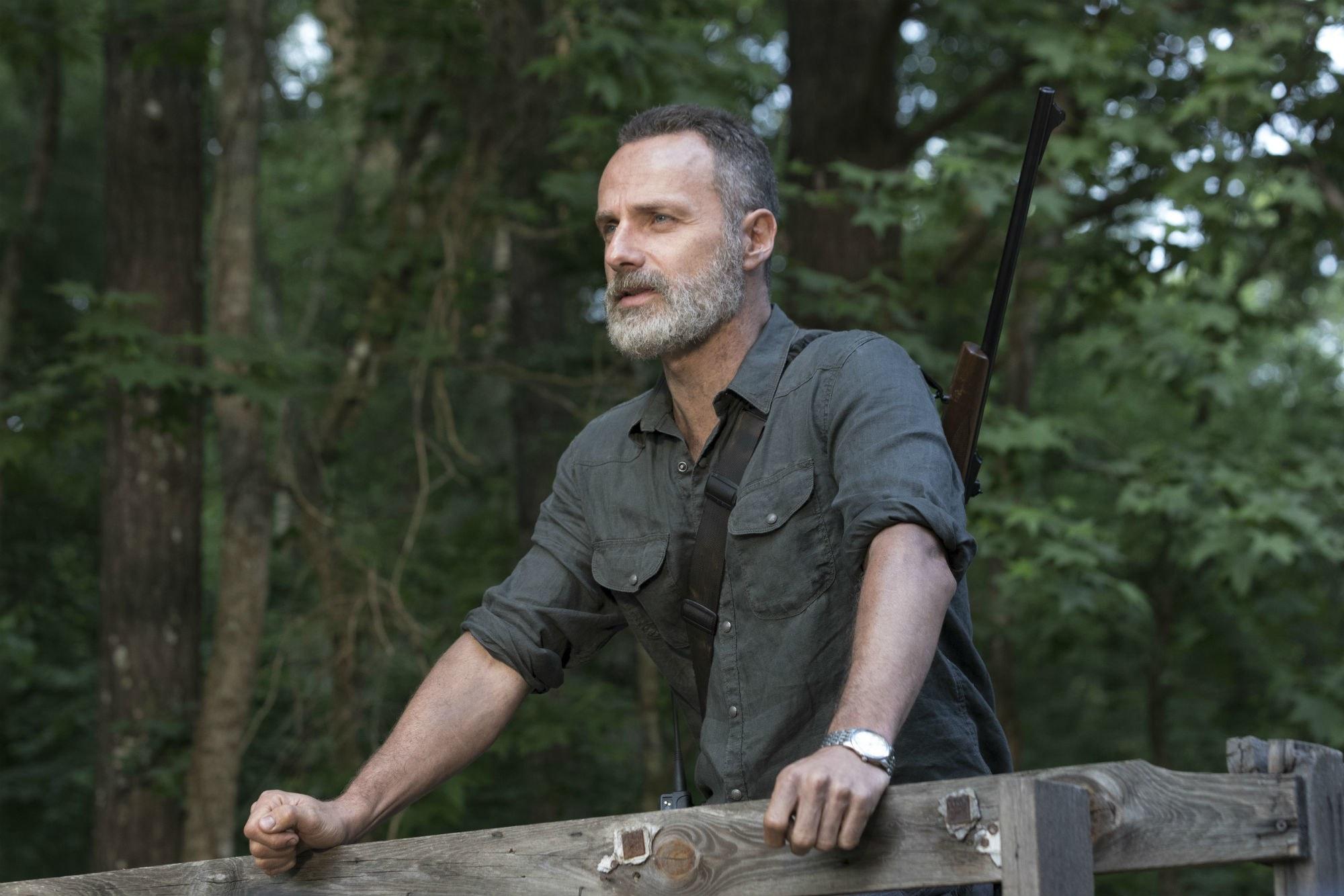 AMC annonce un deuxième spin off de la série The Walking Dead ainsi qu'une trilogie de films avec le retour d'Andrew Lincoln alias Rick Grimes