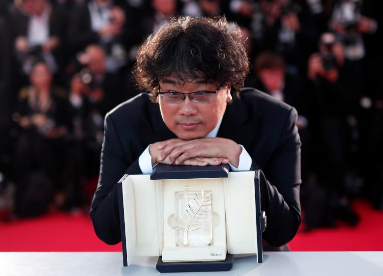"""La Palme d'Or du 72e Festival de Cannes a été attribuée au réalisateur sud-coréen Bong Joon-ho pour son film """"Parasite"""""""