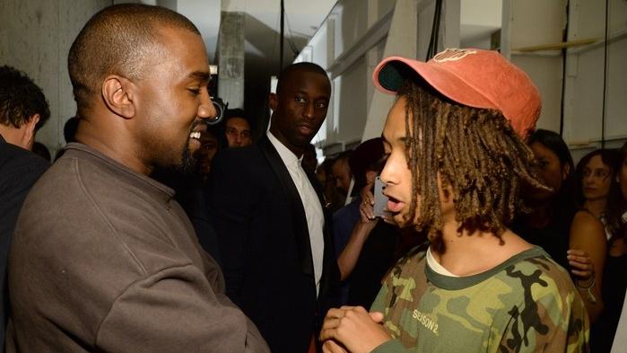 Kanye West sera le héros et le producteur exécutif de la série Omniverse jouée par Jaden Smith pour Showtime