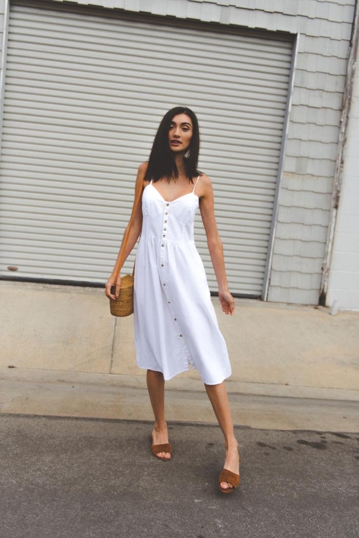 45176300e5bff1 Réussir sa vision estivale avec une robe d'été chic et confortable : les  tendances phares de 2019   Mode ...