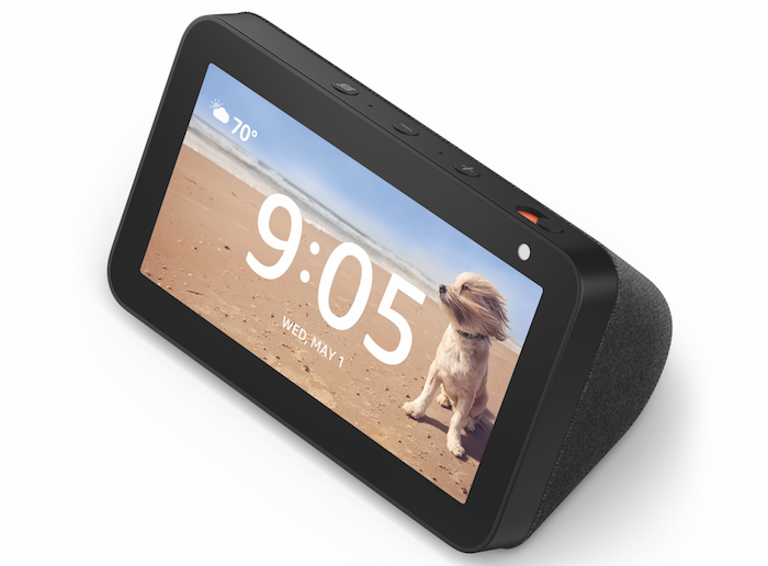 Amazon annone le Echo Show 5 et une nouvelle option de suppression vocale de l'historique de l'assistant vocal Alexa