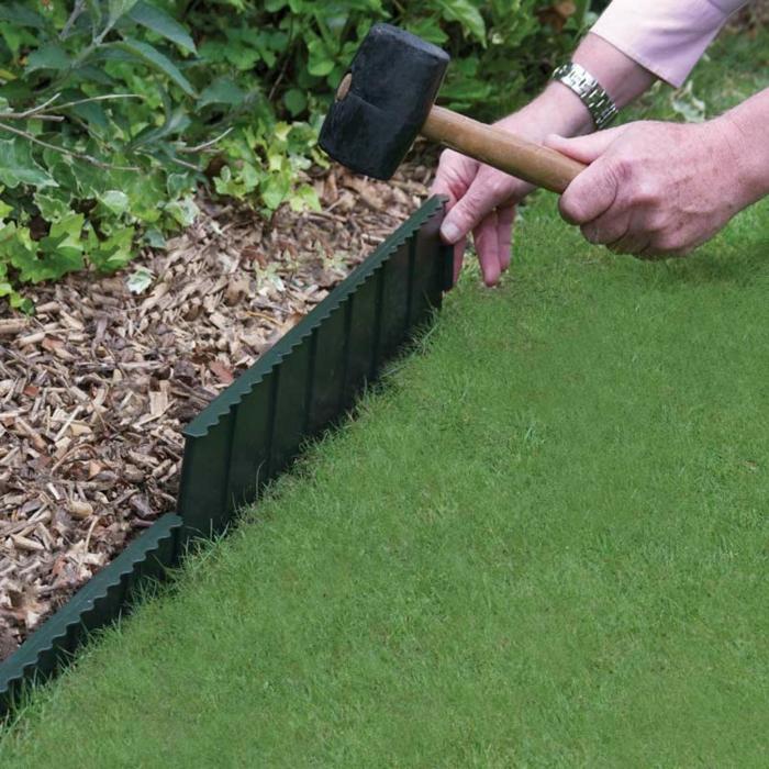1001 id es d co fantastiques avec bordure de jardin - Poser des bordures de jardin ...