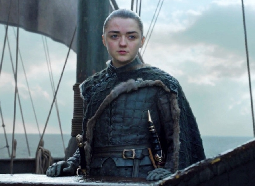 Beacoup de fans de GoT pensaient retrouver Arya Starks dans ses nouvelles aventures à louest de Westeros