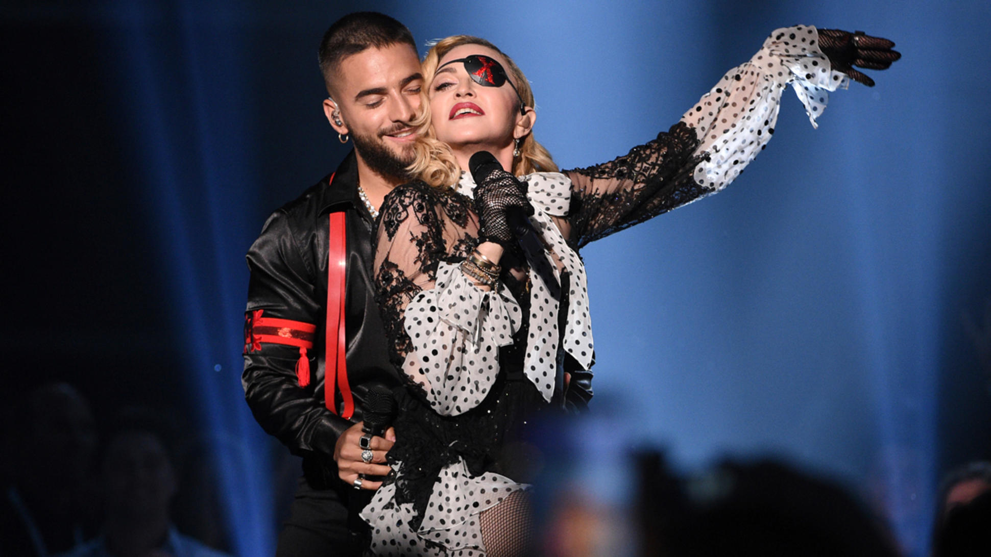 Madonna et Maluma ont interprété leur morceau Medellin sur la scène des Billboard Awards 2019
